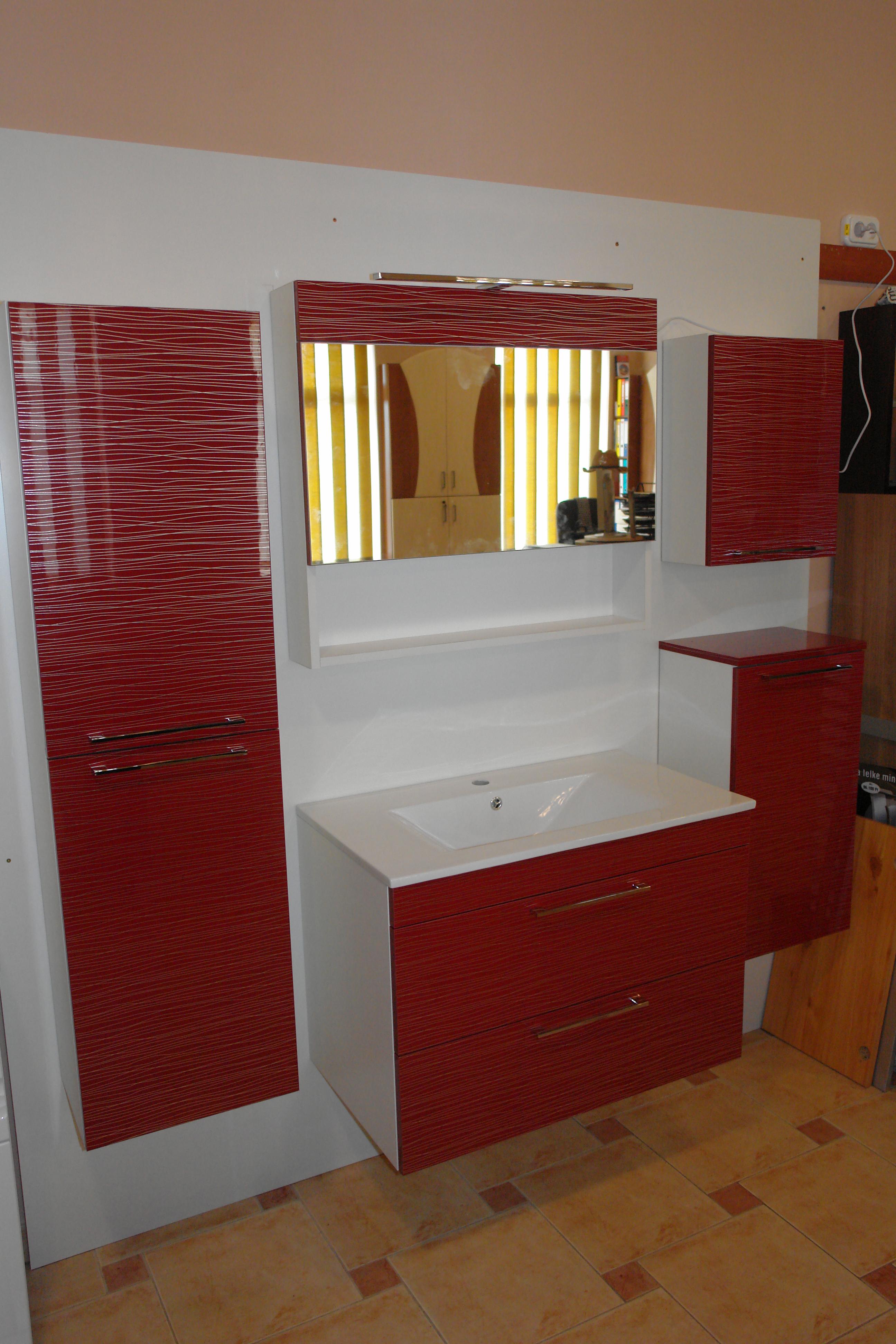 Guido Prémium Lux Enrico fürdőszoba szekrény - SzaniterPláza