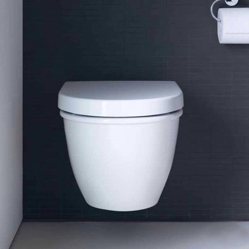 duravit darling new fali wc 254509 00 00 szaniterpl za. Black Bedroom Furniture Sets. Home Design Ideas