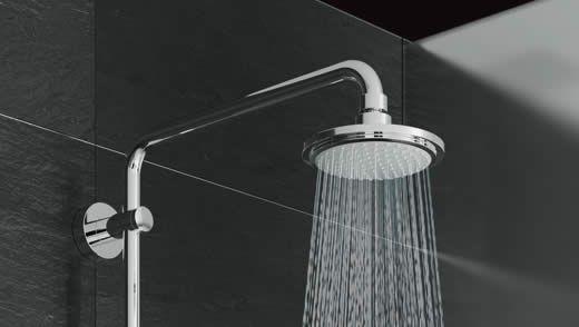 grohe euphoria zuhanyrendszer 27296 001 27296001. Black Bedroom Furniture Sets. Home Design Ideas