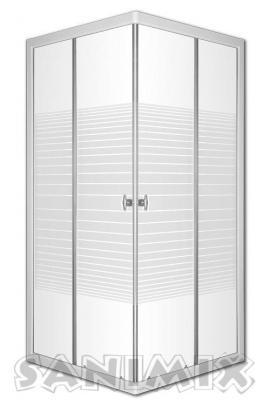 Akciós Szögletes zuhanykabin - SzaniterPláza