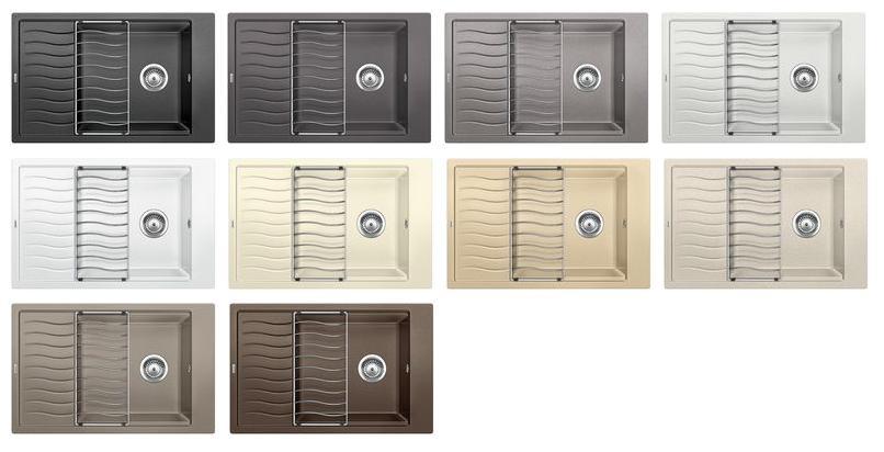 blanco elon xl 6s silgranit mosogat k v 518754. Black Bedroom Furniture Sets. Home Design Ideas