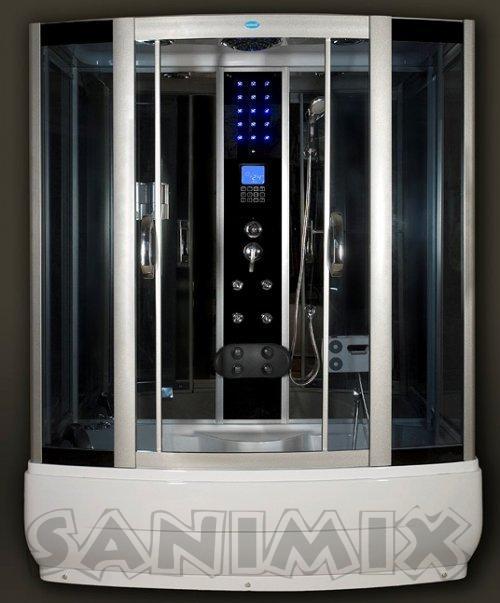 Sanimix 22.308/4 Hidro gőz kádkabin - SzaniterPláza