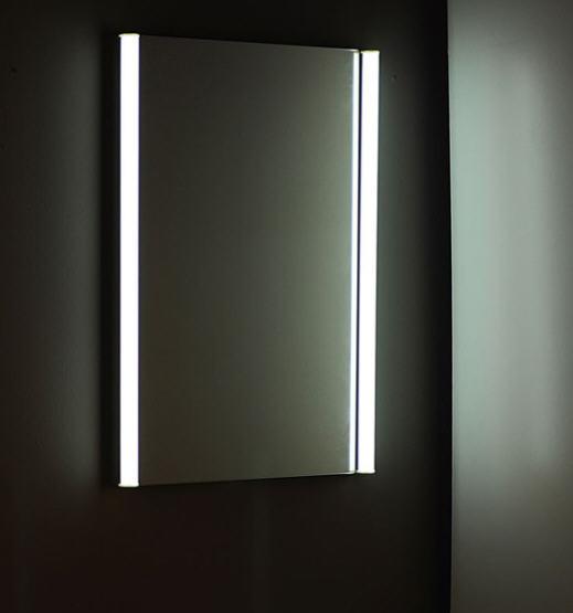 Sapho ALIX tükör LED világítással (AL855) - SzaniterPláza