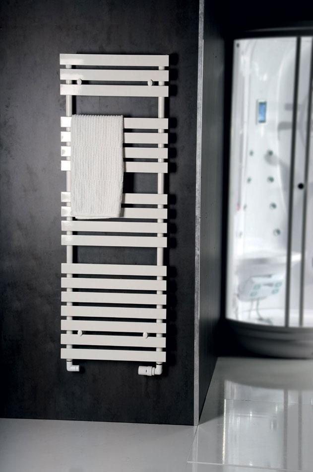 Sapho Jalousi fehér, fürdőszoba radiátor - SzaniterPláza