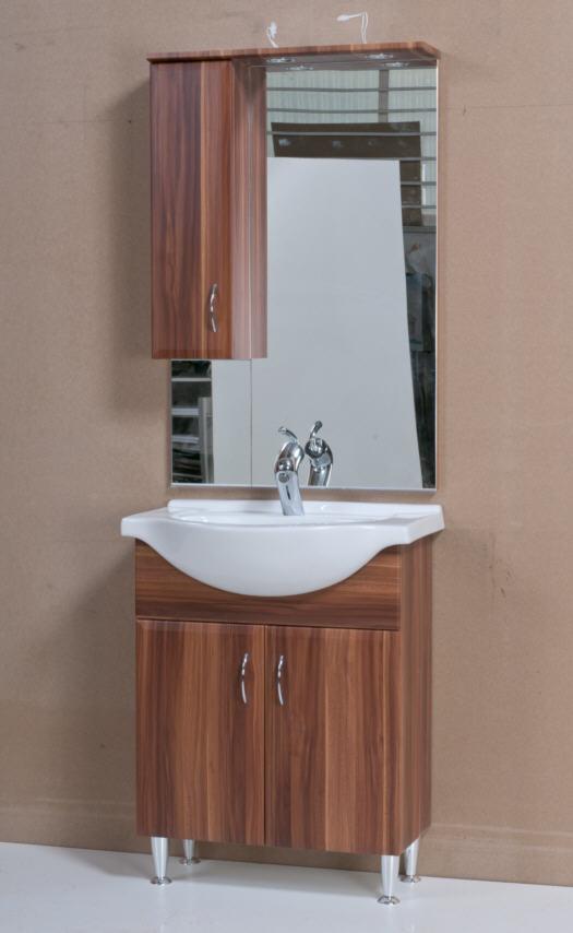 Tboss Bianka Economy 65 fürdőszobabútor (dió) - SzaniterPláza