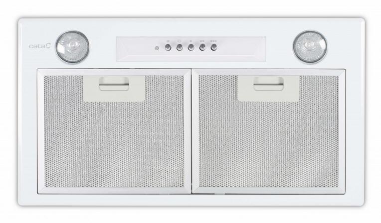 Cata GT-PLUS 45 beépíthető páraelszívó 45 cm, fehér, 02030001