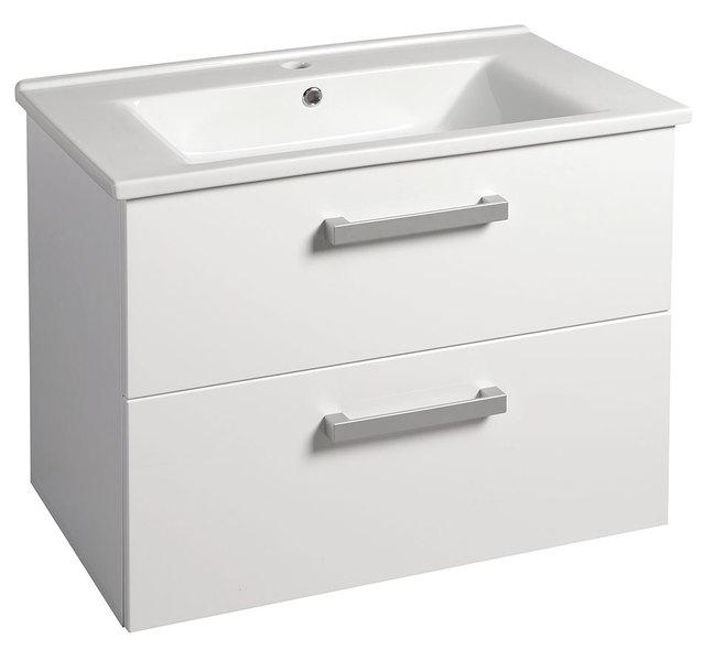 Aqualine VEGA mosdótartó szekrény, mosdó nélkül (VG073 ...