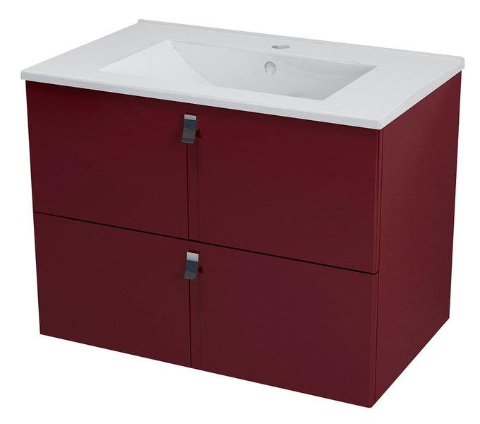 Aqualine ZOJA fürdőszoba szekrény, mosdó nélkül (51063) - SzaniterPláza
