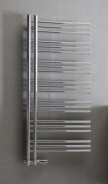 Sapho DORLION fürdőszobai 500x1200 mm króm radiátor (1130-11 ...
