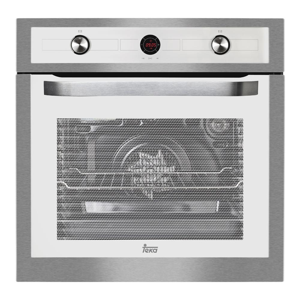 Teka Advand HL 840 fehér színű beépíthető multifunkciós sütő