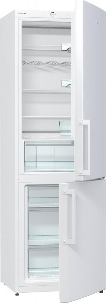 Gorenje alul fagyasztós kombinált hűtőszekrény A+, RK6191AW