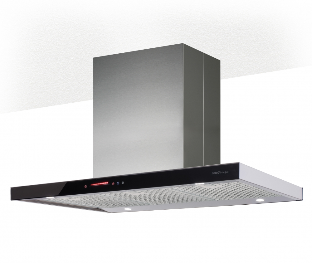 cata isla gamma glass c led sziget p raelsz v 90 cm inox 02025203 szaniterpl za. Black Bedroom Furniture Sets. Home Design Ideas