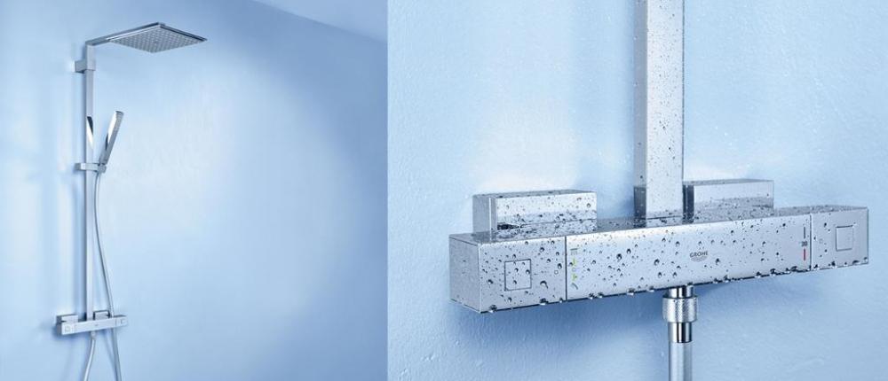 grohe euphoria cube xxl system 230 zuhanyrendszer 26087 000 26087000 szaniterpl za. Black Bedroom Furniture Sets. Home Design Ideas