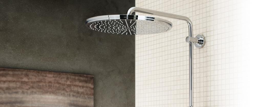 grohe rainshower system 400 zuhanyrendszer termoszt tos csapteleppel 27174 001 27174001. Black Bedroom Furniture Sets. Home Design Ideas